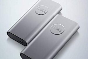 Dell Portable SSD, USB-C 250GB for Rs.4750 @ Amazon