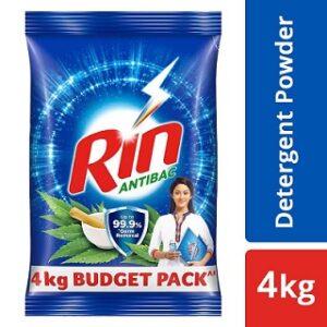 RIN Anti-Bacterial Detergent Powder 4 kg