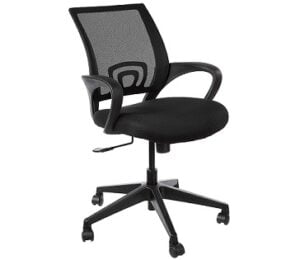Solimo Loft Mid Back Mesh Office Chair for Rs. 2990 @ Amazon (3 Yrs arranty)