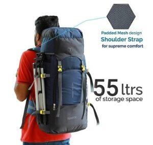 TRAWOC 55 Ltrs Rucksacks for Rs.926 @ Amazon