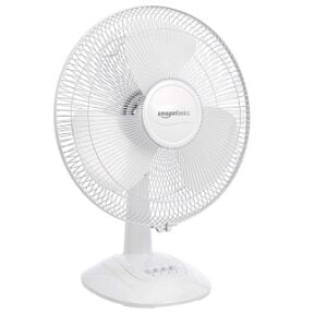 AmazonBasics – High Speed Table Fan with Automatic Oscillation (400 MM)55W for Rs.1619 @ Amazon