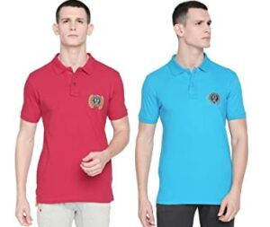 Fitz Men's T-shirts & Polo Upto 80% Off for Rs.244 @ Amazon