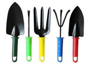 Jw Garden Tool Set (Set of 5) for Rs.227 @ Amazon