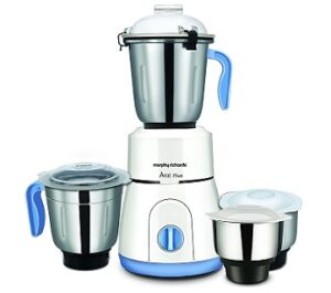 Morphy Richards Ace Plus 750-Watt Mixer Grinder with 3 Jars for Rs.2605 @ Amazon