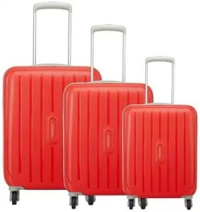 Aristocrat Hard Body Set of 3 Photon Strolly 55+65+75 for Rs.5999 @ Flipkart