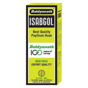 Baidyanath Isabgol - Psyllium Husk Powder 200g
