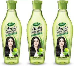 Dabur Amla Aloevera Hair Oil 600 ml for Rs.200 @ Flipkart