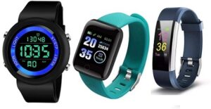 Digital & Smart Watches starts Rs.749 @ Amazon