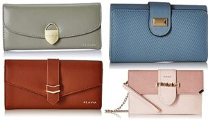 Flavia Women's Clutches upto 80% off starts from Rs.266 @ Amazon