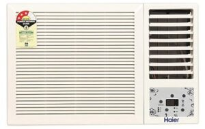 Haier 1 Ton 3 Star Window AC (Copper, High Density Filter) for Rs.18600 @ Amazon