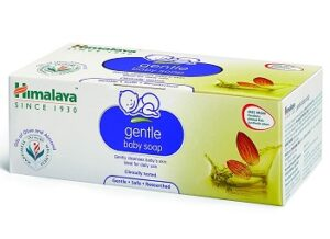 Himalaya Gentle Baby Soap Pack of 6 x 75g  for Rs.150 @ Amazon