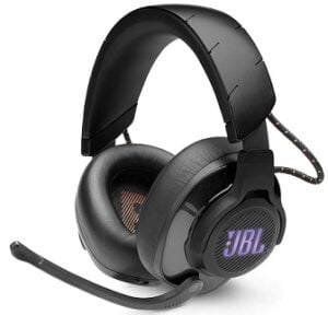 JBL Quantum 600 Over-Ear Performance Gaming Headset with QuantumSurround, Lossless 2.4GHz Wireless Connectivity for Rs.8999 @ Amazon