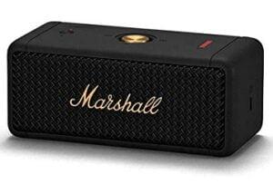 Marshall Emberton Portable Bluetooth Speaker for Rs.14999 @ Amazon