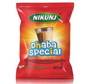 Nikunj Dhaba Special Tea 1 kg Leaf for Rs.198 @ Amazon