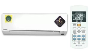 Panasonic 1.5 Ton 3 Star Split AC with PM 2.5 Filter (Alloy Condenser) for Rs.27499 @ Flipkart