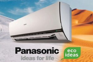 Panasonic Split Air Conditioner – Upto 35% off + Extra 10% Off on HDFC Credit Cards @ Flipkart