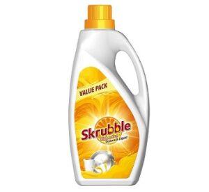 Skrubble High Action Dishwash Liquid 2 L Bottle for Rs.269 @ Amazon