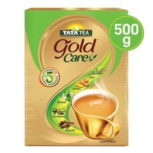 Tata Tea Gold Care 500g for Rs.212 @ Amazon