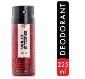 Wild Stone Red Deodorant Spray – For Men (225 ml) for Rs.149 @ Flipkart