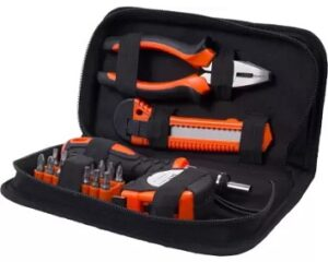 Flipkart SmartBuy All-in-one 21Pcs Hand Tool Kit for Rs.267 @ Flipkart