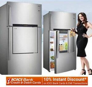 Flipkart Cooling Days: Top Deals on Refrigerators + Extra 10% off with ICICI Debit / Credit Cards / EMI