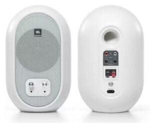 JBL Professional 104 Compact Desktop Reference 60 W Bluetooth Studio Monitor for Rs.4999 @ Flipkart