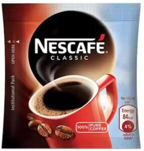 Nescafe Classic Coffee Sachets (50 pcs x 1.5 Gr) Instant Coffee for Rs.199 @ Flipkart