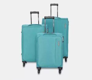 PROVOGUE Soft Body Set of 3 Luggage - Edge Combo Set (30inch + 26inch + 22inch)