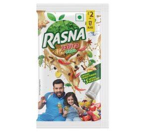 Rasna 5g Jaljira Masala (Pack of 96) for Rs.96 @ Amazon