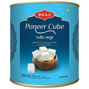 Bikaji Paneer Cube (Tin Packing) 800g for Rs.143 @ Amazon