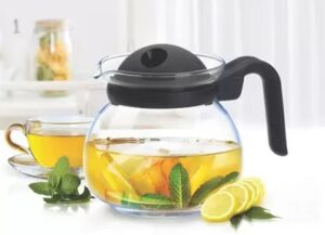 TREO Carafe Round 1000 ml Borosilicate Flask for Rs.310 @ Flipkart