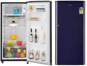 Whirlpool 190 L 3 Star Direct-Cool Single Door Refrigerator for Rs.11990 @ Amazon (with HDFC Credit Card Rs.10791)