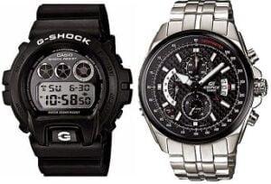 Casio Men's / Women's Watches: Minimum 40% Off @ Flipkart