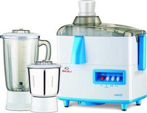 Bajaj 410168 450W Juicer Mixer Grinder