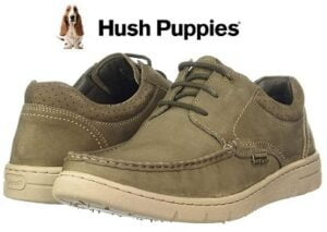 Hush Puppies Men's Keenan Derby Sneaker for Rs.1708 @ Amazon (51% off)