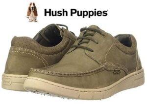 Hush Puppies Men's Keenan Derby Sneaker