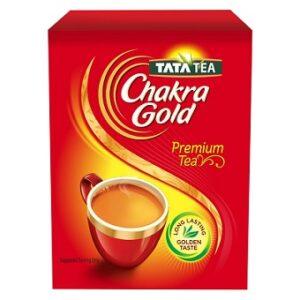Tata Tea Chakra Gold Premium Dust Tea 500g for Rs.272 @ Amazon