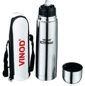 Vinod Bullet Stainless Steel Thermos 1000ml