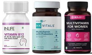 Vitamins Supplements & Minerals