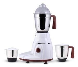 Wonderchef Rialto 63153023 750-Watt Mixer Grinder with 3 Jars for Rs.2369 @ Amazon