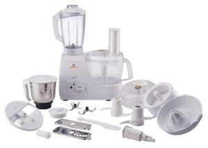 Bajaj FX7 600-Watt Food Processor