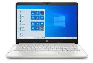 HP 14 Ryzen 5 3500U 14-inch FHD Thin & Light Laptop (8GB RAM/ 256GB SSD + 1TB HD/ Windows 10/ MS Office)