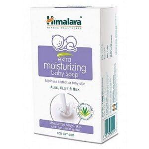 Himalaya Extra Moisturizing Baby Soap 125gm Pack of 3 for Rs.114 @ Amazon
