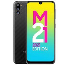 Samsung Galaxy M21 2021 Edition (4GB RAM, 64GB Storage) FHD+ sAMOLED for Rs.12499 @ Amazon