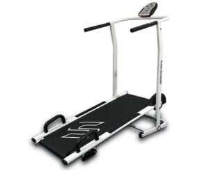 Sparnod Fitness STH-500 Manual Treadmill Running Machine for Home Gym for Rs.11799 @ Amazon