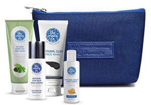 The Moms Co. Oily Skincare Kit I Balanced Care to Oily Skin