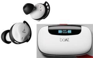 boAt Airdopes 621 Truly Wireless Bluetooth in Ear Earbuds with Mic