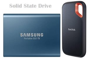 External SSD (Solid State Drive) up to 72% off + Extra Discount Coupon @ Amazon