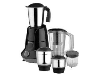 Lifelong LLMG755 750 Watt Juicer Mixer Grinder 5 Jars for Rs.2599 @ Amazon