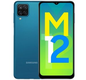 Samsung Galaxy M12 (4GB RAM, 64GB Storage) 6000 mAh with 8nm Processor, True 48 MP Quad Camera for Rs.9499 @ Amazon